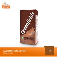 Greenfields Susu UHT Choco Malt 1 Liter