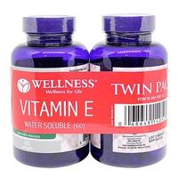 Wellness Natural Vitamin E 400 IU Water Soluble (60) BANDED