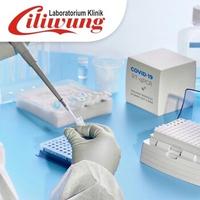 PCR Swab Test COVID-19 -  Laboratorium Ciliwung