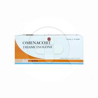 Omenacort Tablet 4 mg (1 Strip @ 10 Kaplet)