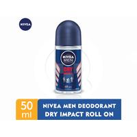 NIVEA Deodorant Dry Impact Roll On 50 ml