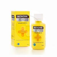 Betadine Larutan Antiseptik 60 ml