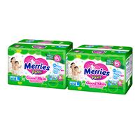 Merries Pants Good Skin L 30S - Twinpack
