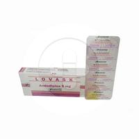 Lovask Tablet 5 mg (1 Strip @ 10 Tablet)