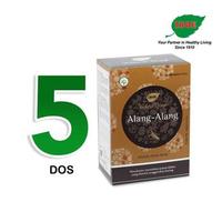 Jamu IBOE - 5 Box IBOE Natural Drink Alang - Alang 5 Sachet