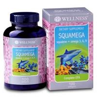 Wellness Squamega Softgel (100 Softgel)