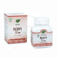 Jamu IBOE - 1 Botol Body Slim Herbal Supplement 30 Kapsul