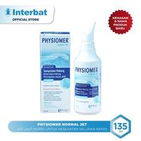 Physiomer Normal Jet Nasal Spray Hygiene 135 ml