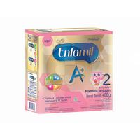 Enfamil A+ 2 Usia 6-12 Bulan (1 Box @ 400 g)