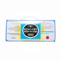Cendo Noncort Minidose Tetes Mata 0,6 ml (1 Strip @ 5 Botol Plastik)