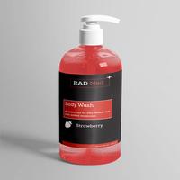 Rad Med Strawberry Body Wash 500 ml
