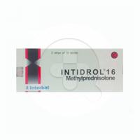 Intidrol Tablet 16 mg (1 Strip @ 10 Tablet)