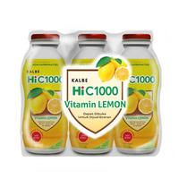 Hi C 1000 Lemon 6 x 140 ml