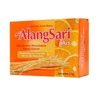 Alang Sari Plus Jeruk Nipis Sachet 7 g (1 Box @ 6 Sachet)