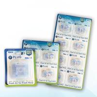 PLUG Nasal Filter Mix G 3 Pack (2, 4, & 8 Pcs)