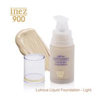 Inez 900 Lustrous Liquid Foundation - Light