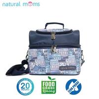 Natural Moms Thermal Bag/Cooler Bag - Sling Tokyo City
