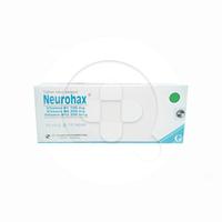 Neurohax 5000 Tablet (1 Strip @ 10 Tablet)