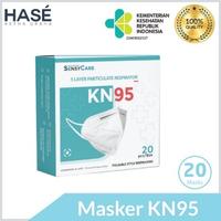 Sensycare KN95 Facemask (1 Box @ 20 Pcs)
