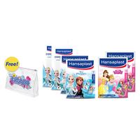 Hansaplast Disney Princess Package