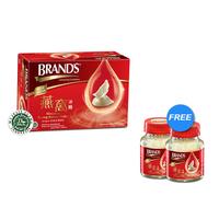 Brand's Bird Nest 70 g with Rock Sugar Bonus 2 Bottles