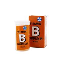 IPI Vitamin B Complex Tablet (50 Tablet)
