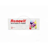 Renovit Gold Kaplet (1 Botol @ 30 Kaplet)