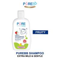 Pure Baby Shampoo Fruity 230 ml - Botol