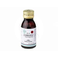 Ambroxol Kimia Farma Sirup 15 mg/5 mL - 60 mL