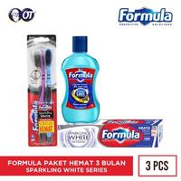 Paket Formula 3 Bulan - Sparkling Series