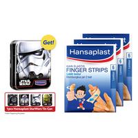 Hansaplast Finger Strips Package