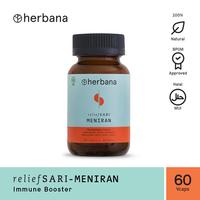 Herbana Relief Sari Meniran - 60 Kapsul