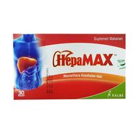 Hepamax Kapsul (1 Botol @ 30 Kapsul)
