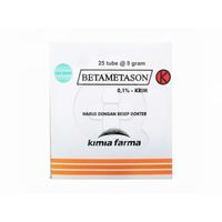 Betametason Kimia Farma Krim 5 g
