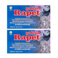 Dami Sariwana Galian Rapet Kapsul (1 Strip @ 12 Kapsul) - Twinpack