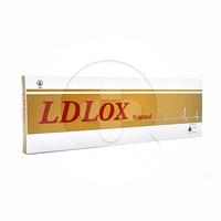 LDLox Kapsul (3 Strip @ 10 Kapsul)