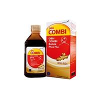 OBH Combi Batuk Plus Flu Rasa Jahe Sirup 60 mL