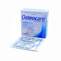 Osteocare Tablet (5 Strip @ 6 Tablet)
