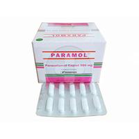 Paramol Kaplet 500 mg (1 Strip @ 10 Kaplet)