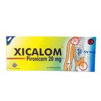 Xicalom Kaplet 20 mg (1 Strip @ 10 Kaplet)