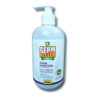 Germ Killer Hand Sanitiser Gel 500 ml