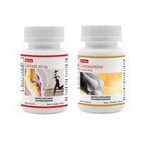 Paket Maxvita Calcium 600mg 30 Tablet & Maxvita Glucosamine Chondroitin 30 Tablet