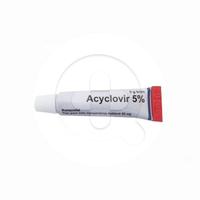 Acyclovir Krim 5% - 5 g