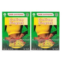 Dami Sariwana Galian Singset Pil (1 Box @ 100 Pil) - Twinpack