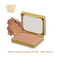 Inez 900 Refill Lustrous Pressed Powder - Raw Sienna