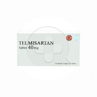 Telmisartan Tablet 40 mg (1 Strip @ 10 Tablet)