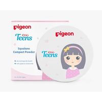 PIGEON Compact Powder Squal 14 g - White