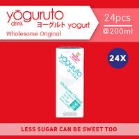 Heavenly Blush Yoguruto Wholesome Original 200 ml (24 Pcs)
