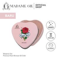 Madame Gie Precious Heart Bronzer 02 - Cider