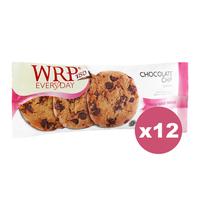 WRP Cookies Chocolate 12 x 30 g